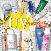 Must-haves! UV Protective Items